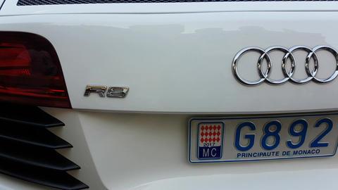 Audi R8 Logo 画像