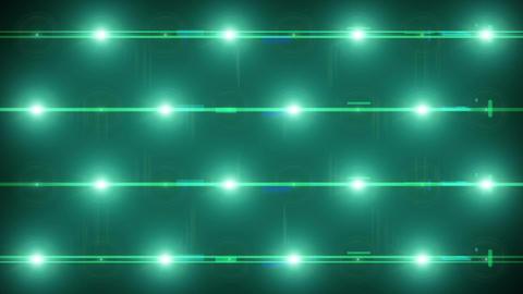 SciFi Spot Light VJ Pack