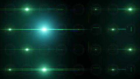 SciFi Spot Light VJ Pack 1