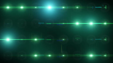 SciFi Spot Light - Strobe 09 Animation