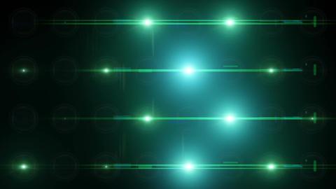 SciFi Spot Light - Pulse 08 Stock Video Footage