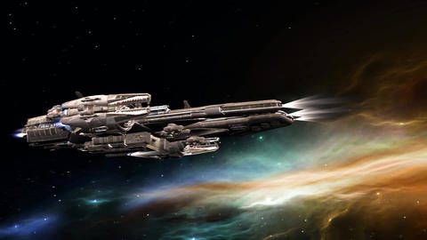 Space ship Image