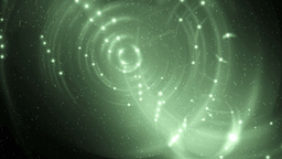 VJ Abstract green motion Animation
