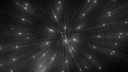 Abstract silver background with rays CG動画素材