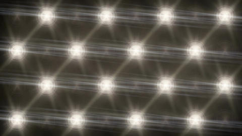 Stadium Spot Flashing Light - Strobe 03 Animation