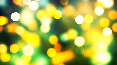 HD Loopable Background with nice colorful bokeh CG動画素材