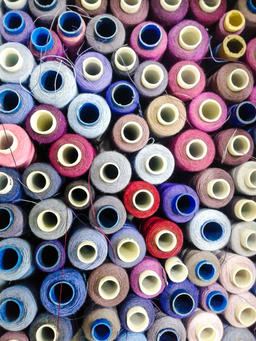 Bobbin of thread Photo
