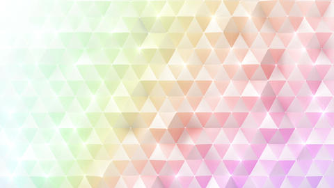 Geometric Wall 3s NA3F Bb 4k CG動画