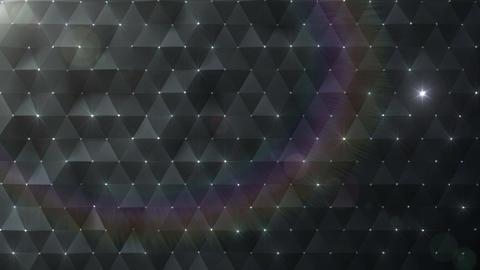 Geometric Wall 3s NA3M Bd 4k CG動画