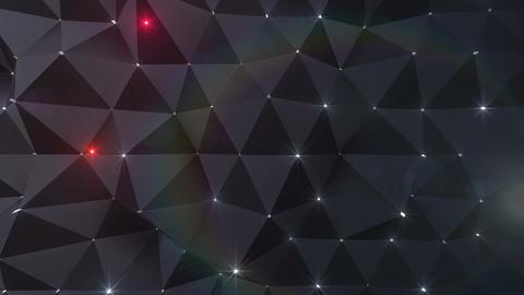 Geometric Wall 3s NApM Bb 4k CG動画