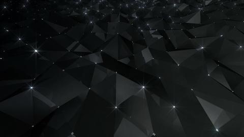 Geometric Wall 3s NBpM Rd 4k CG動画