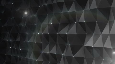 Geometric Wall 3s NC1M Bd 4k CG動画