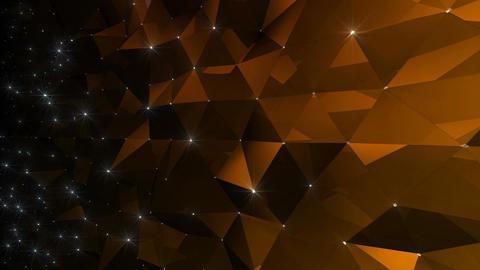 Geometric Wall 3s NCpM Rd 4k CG動画