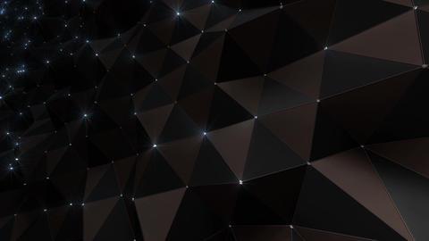 Geometric Wall 3s NDpM Bd 4k CG動画
