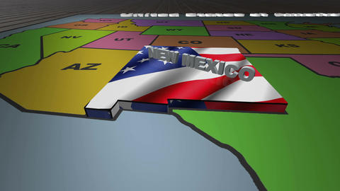 USA Map 2