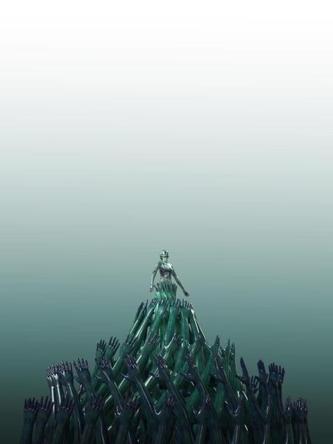 Cure CG動画素材