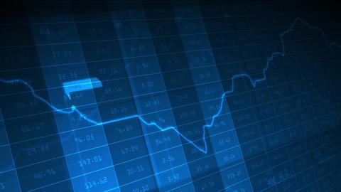 economics chart Animation