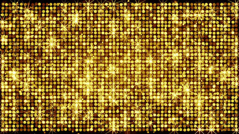 Yellow light wall shining abstract loopable animation Animation