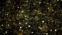 Particle background CG動画素材