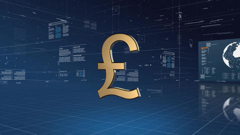 Currency loop Animation