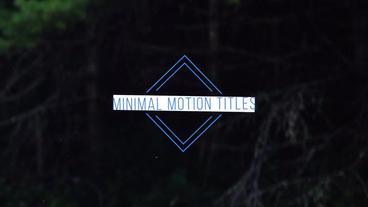 Minimal Titles 1