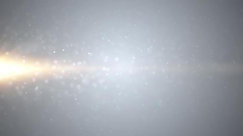 holiday animation with optic light and bokeh Animation
