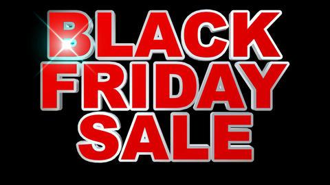 Black Friday Sale Animation Animation