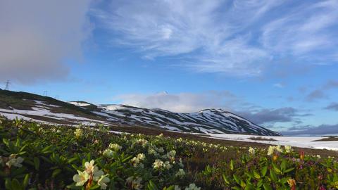 Journey to Kamchatka Peninsula. The surrounding area of Vilyuchinsky volcano GIF