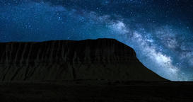A 4K Night lapse of the iconic Benbulbin mountain in County Sligo, Ireland. Footage