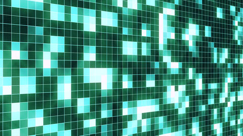 VJ loop green glitter abstract background P 1 Animation