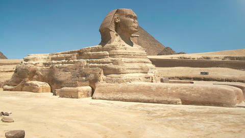 The sphinx Footage
