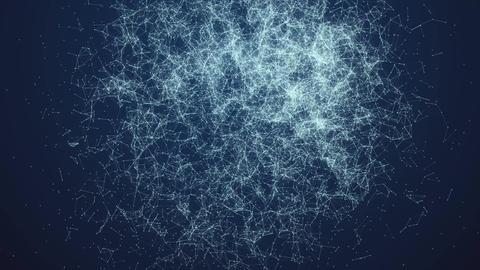 Global International Connectivity Animation Footage