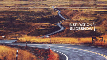Elegant Slideshow PR模板