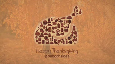 Thanksgiving Collage After Effects Templates
