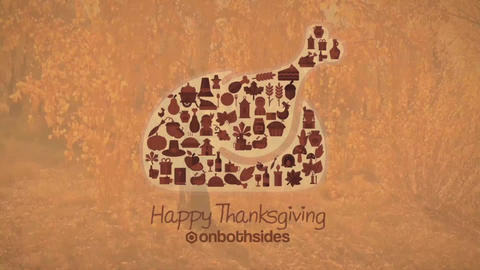 Thanksgiving Collage After Effects Template