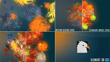 3D Logo Opener // Reveal After Effects Templates