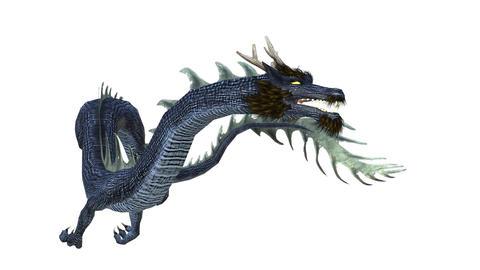 UHD-Dragon Animation