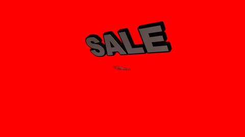 Black Friday Sale animation Stock Video Footage