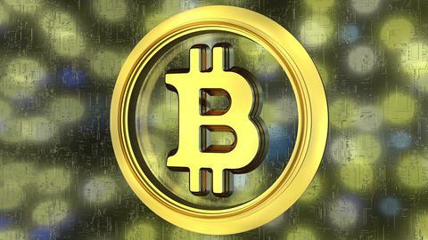 Bitcoin Reveal Animation