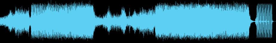 Rhythmic Waves stock footage
