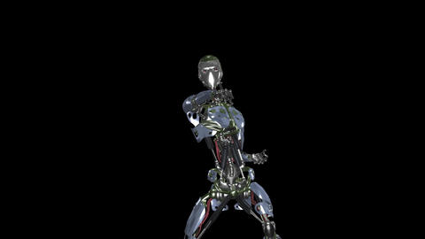Iron Man Fighter - II - MS - Transparent Bild