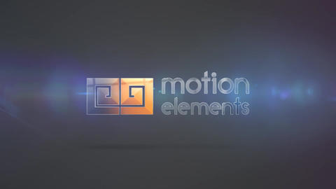 Quick and Simple logo 1 After Effects Template