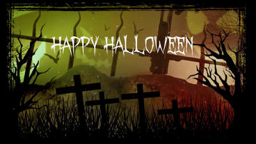 Happy Halloween After Effects Template