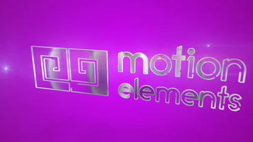 Quick and simple logo 3 Plantilla de After Effects