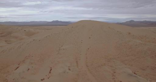 Around Sand Dunes Live Action