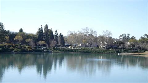 Lake stock footage