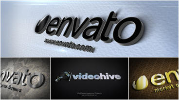 Elegant Logo Plantilla de After Effects