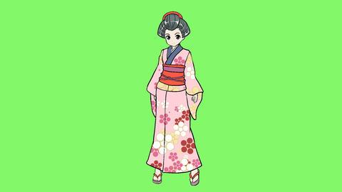 Costume Japan 1 CG動画