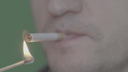 Cigarette (slow Motion )