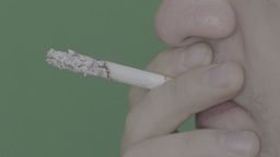 Cigarette (slow Motion ) 0